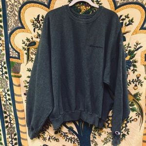• Champion • vintage oversized sweatshirt